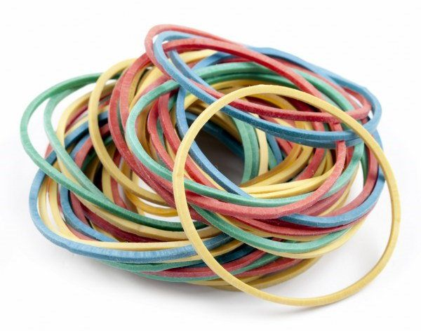 Rubber Bands Recycling