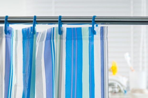 recycle PVC into shower curtains