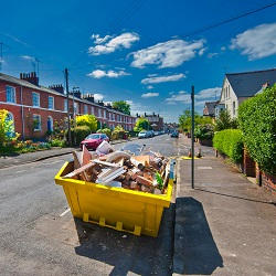 W14 cheap skip alternatives across Holland Park