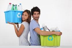 Kensington office recycling company W8