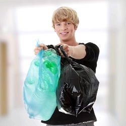 Longlands office recycling company DA15