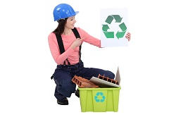 commercial waste & removal E16