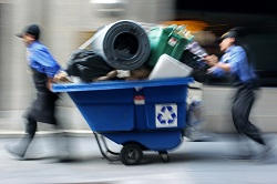 industrial rubbish removal services St James's