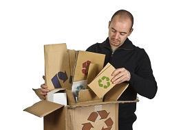 Clerkenwell disposal of e-waste EC1