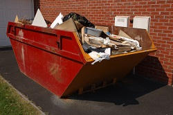 Yiewsley outdoor trash storage shed clearing UB7